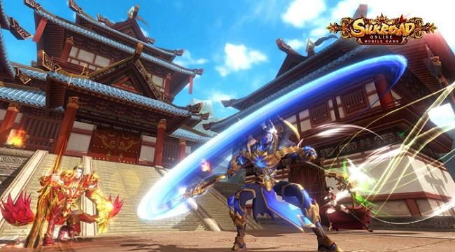 Silkroad Online chính thức ra mắt phiên bản Đông Nam Á vào ngày 11/3