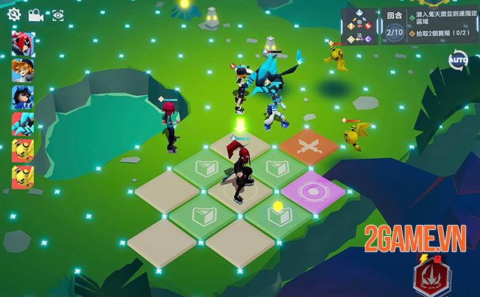 Aotu World - Game chiến thuật hấp dẫn mở đăng ký trước ở Đông Nam Á 3