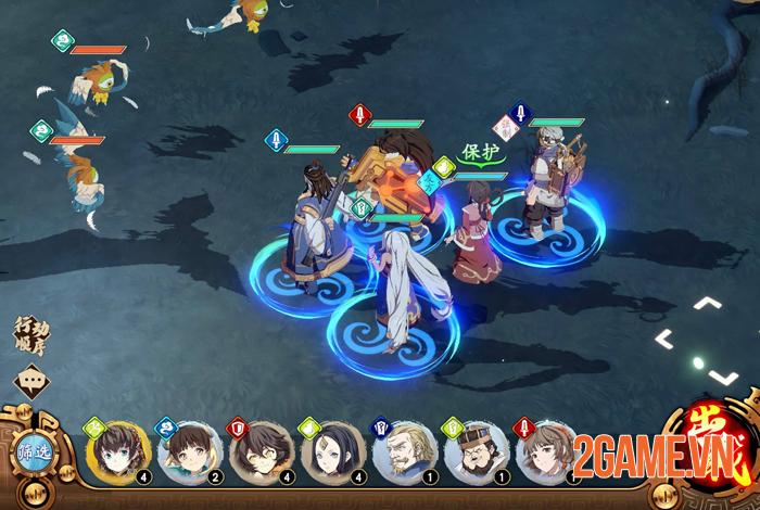 Kalpa of Universe - Game chiến thuật mới của Zlong chính thức ra mắt 2