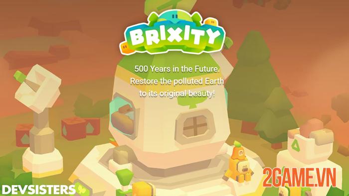 Brixity - Chắp cánh trí tưởng tượng game thủ bay xa với lối chơi xây dựng 1