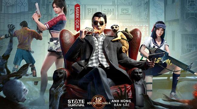 State of Survival hợp tác phim điện ảnh kinh điển tung Big Update dành riêng cho châu Á