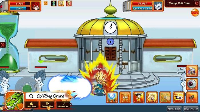 Các game thủ Gọi Rồng Online có thể giao dịch thả ga, làm giàu thoải mái 0