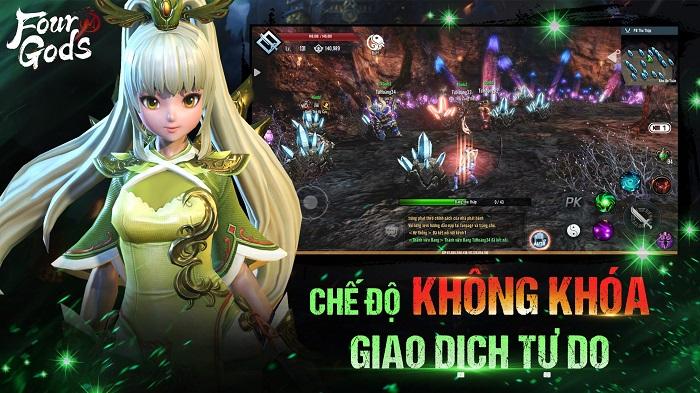 Bom tấn MMORPG xứ Hàn – Tứ Hoàng Mobile nóng đến 'tan chảy' làng game Việt 6