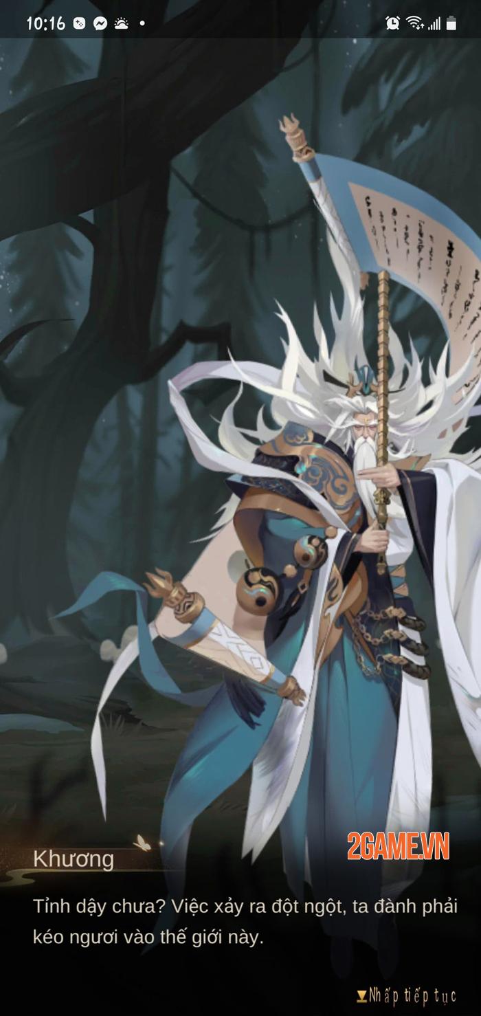 Thám hiểm thế giới Thần Ma độc đáo trong Thánh Thiên Tiên Vực Mobile 1