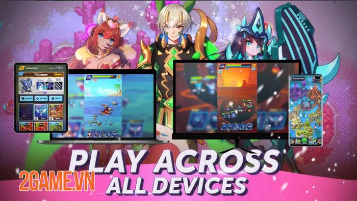 Streamwalker: Tribes - Game nhập vai nhàn rỗi vui nhộn cùng các nhân vật anime 0