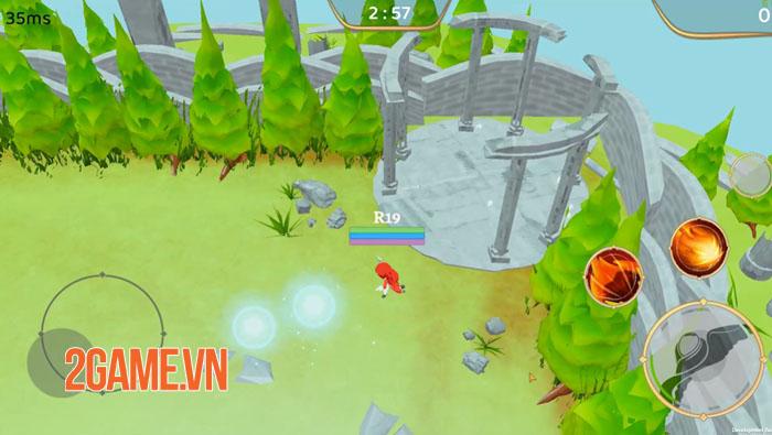 Witchnesia: Magical Battle Arena - Game bắn súng 2 cò loạn chiến trong đấu trường 0