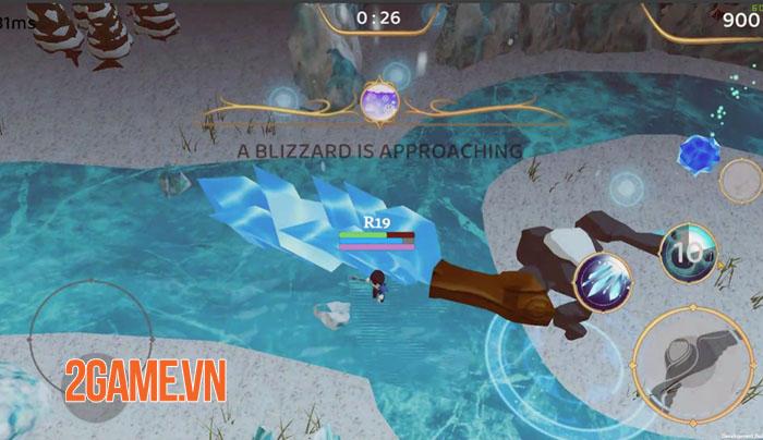 Witchnesia: Magical Battle Arena - Game bắn súng 2 cò loạn chiến trong đấu trường 3