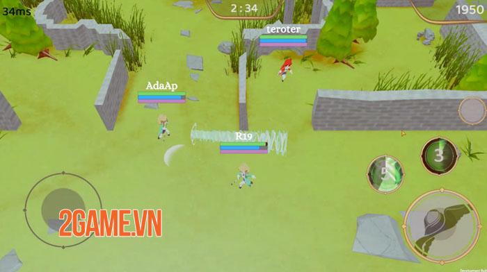 Witchnesia: Magical Battle Arena - Game bắn súng 2 cò loạn chiến trong đấu trường 4