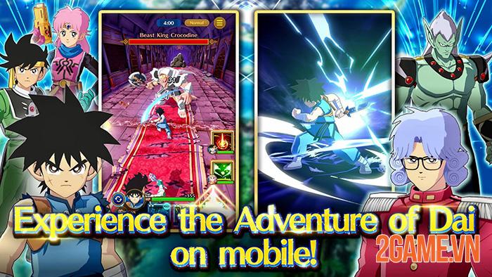 Dragon Quest The Adventure of Dai - bom tấn chuẩn bị nổ 1