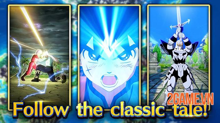 Dragon Quest The Adventure of Dai - bom tấn chuẩn bị nổ 0