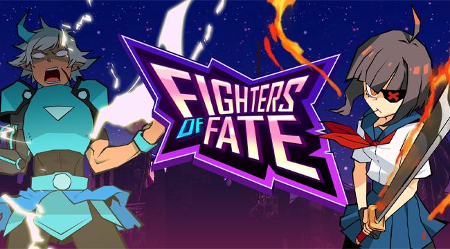 Fighters of Fate – Game đối kháng với lối chơi thẻ bài như Yugi Oh