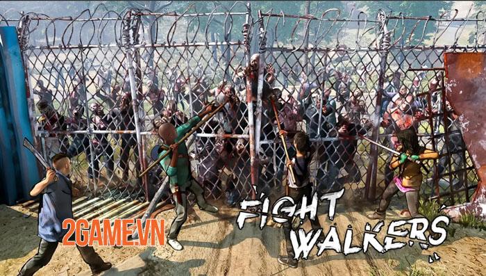 The Walking Dead: Survivors  - Game chiến thuật dựa trên IP nổi tiếng sắp ra mắt 3