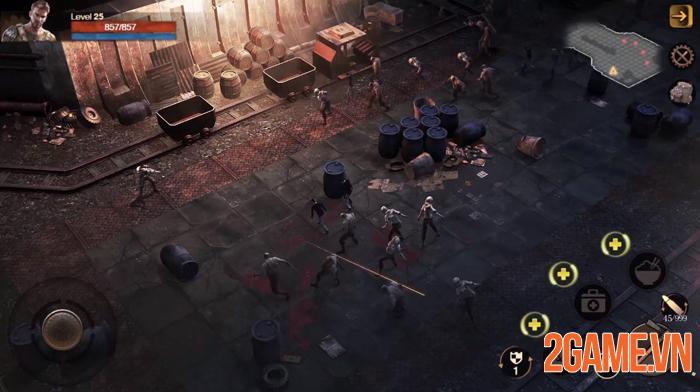Survival: Day Zero - Tận hưởng ngày tận thế theo phong cách game thủ 2