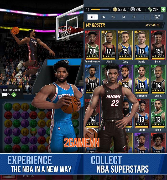 NBA Ball Stars - Game thể thao hành động nhịp độ nhanh với đồ họa tuyệt vời 0
