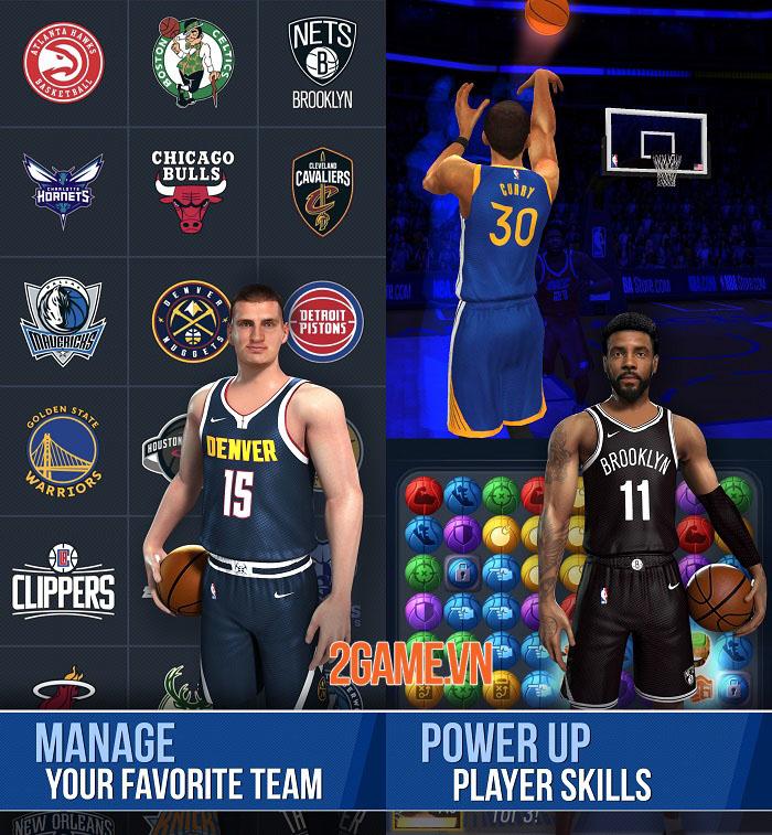 NBA Ball Stars - Game thể thao hành động nhịp độ nhanh với đồ họa tuyệt vời 1