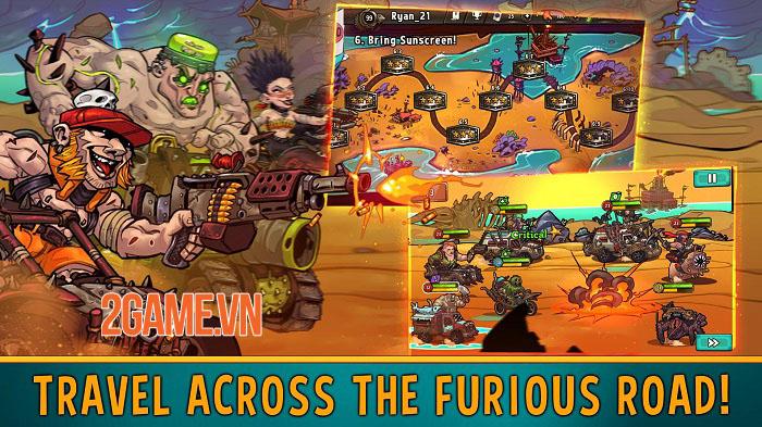 Quest 4 Fuel - Game Idle RPG lấy cảm hứng từ Mad Max ra mắt trên mobile 1