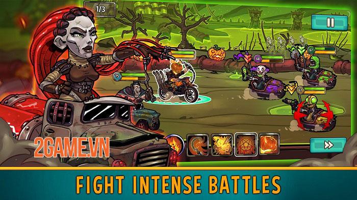 Quest 4 Fuel - Game Idle RPG lấy cảm hứng từ Mad Max ra mắt trên mobile 5