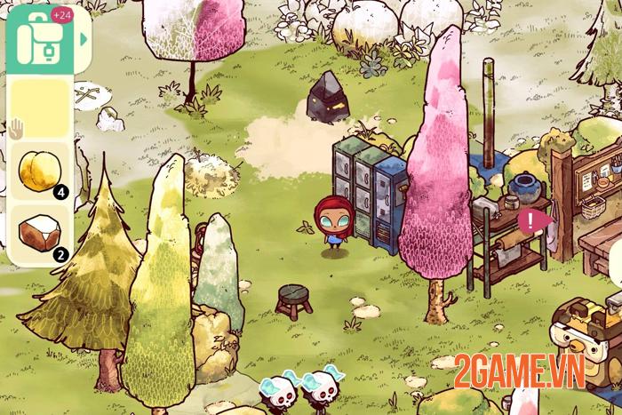 Cozy Grove - Một phiên bản nhẹ nhàng của Alice in Wonderland 0
