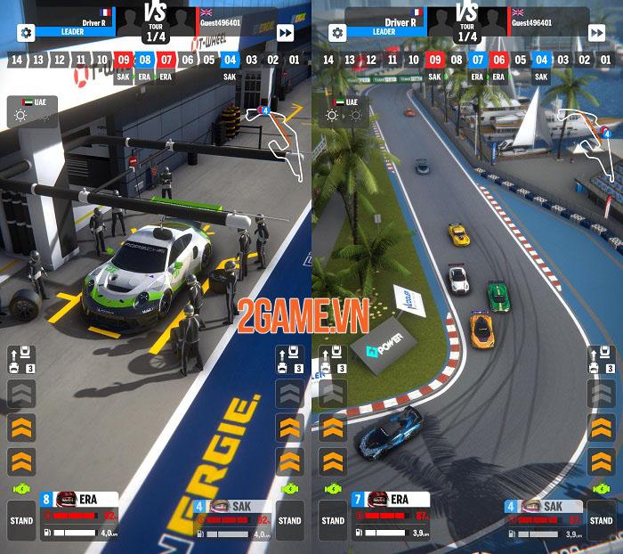 GT Manager - Game quản lý đua xe thể thao nắm vững nghệ thuật của cuộc đua 1