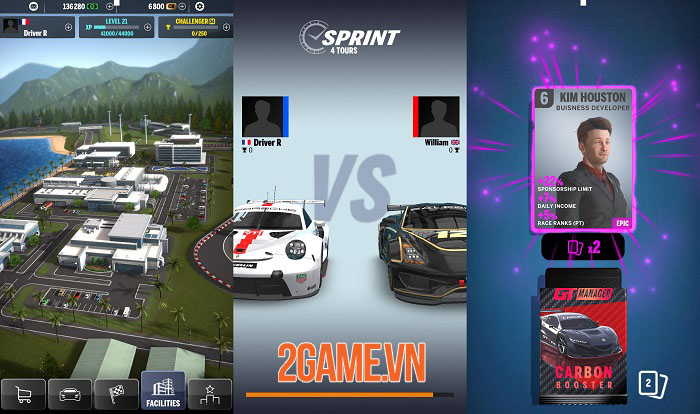 GT Manager - Game quản lý đua xe thể thao nắm vững nghệ thuật của cuộc đua 2