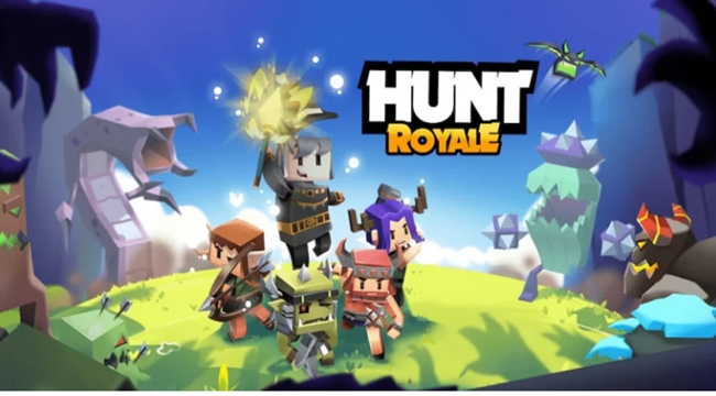 Hunt Royale – Game mobile Battle Royale sắp ra mắt của BoomBit