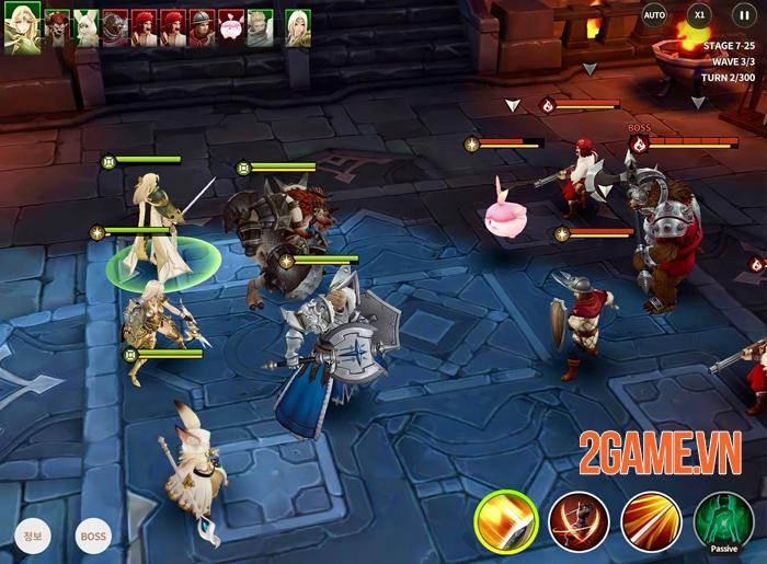 Epic Fantasy - Game nhập vai ảo diệu chính thức ra mắt ở Hàn Quốc 1