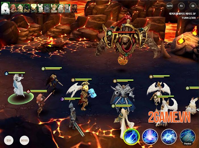 Epic Fantasy - Game nhập vai ảo diệu chính thức ra mắt ở Hàn Quốc 3