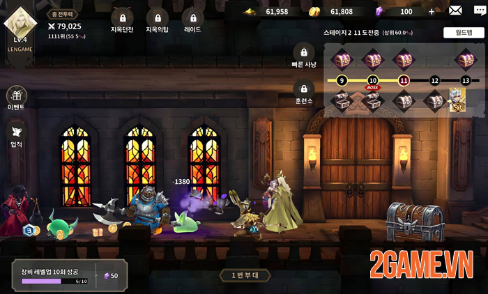 Epic Fantasy - Game nhập vai ảo diệu chính thức ra mắt ở Hàn Quốc 2