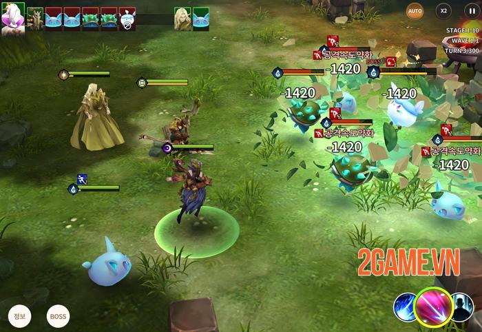 Epic Fantasy - Game nhập vai ảo diệu chính thức ra mắt ở Hàn Quốc 4