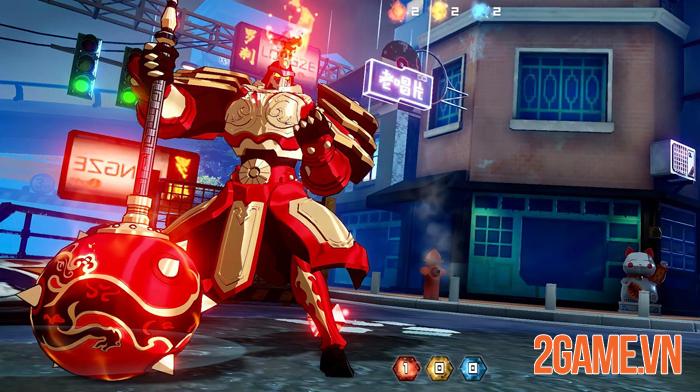 Rakshasa Street: Wargod chính thức ra mắt game thủ Trung Hoa 1