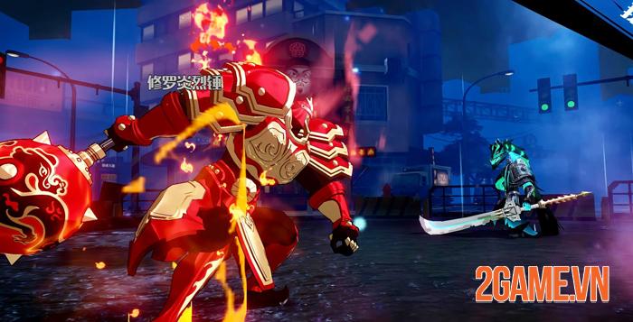 Rakshasa Street: Wargod chính thức ra mắt game thủ Trung Hoa 3