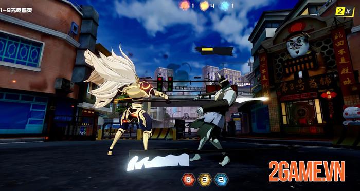 Rakshasa Street: Wargod chính thức ra mắt game thủ Trung Hoa 4