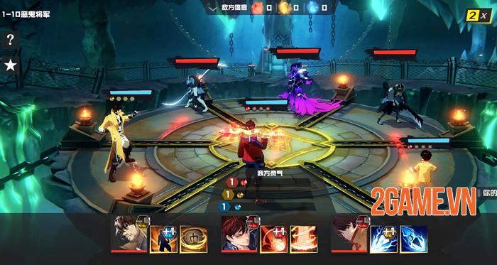 Rakshasa Street: Wargod chính thức ra mắt game thủ Trung Hoa 5