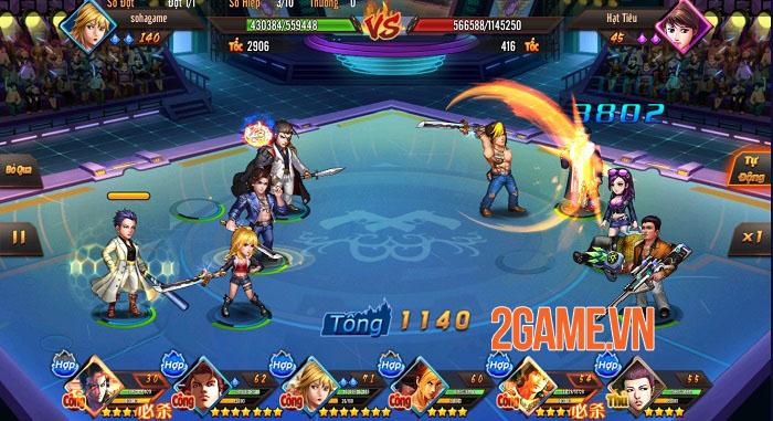 Người Trong Giang Hồ - Game xã hội đen đầu tiên được SohaGame phát hành 3