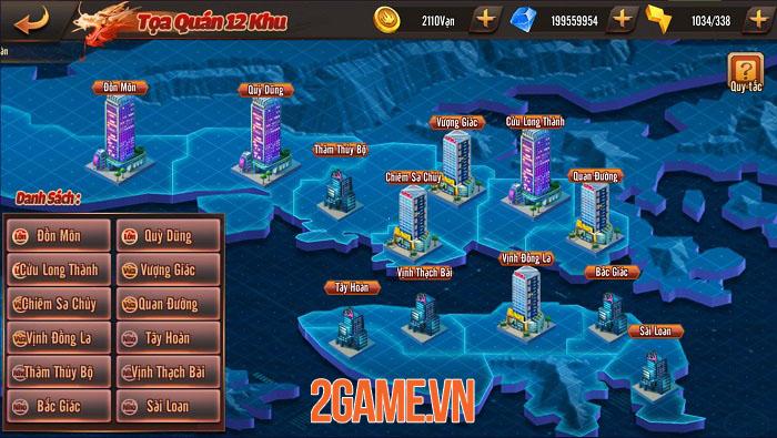 Người Trong Giang Hồ - Game xã hội đen đầu tiên được SohaGame phát hành 2