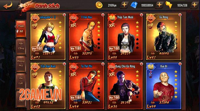 Người Trong Giang Hồ - Game xã hội đen đầu tiên được SohaGame phát hành 0