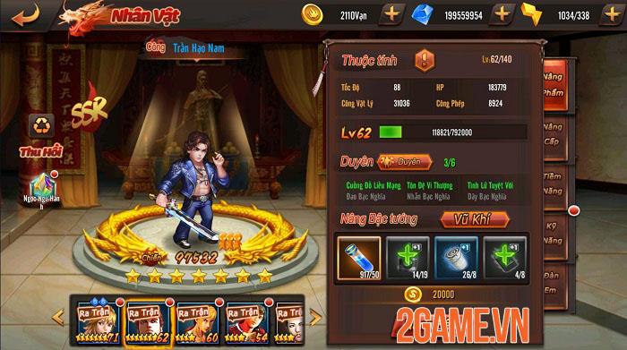 Người Trong Giang Hồ - Game xã hội đen đầu tiên được SohaGame phát hành 1