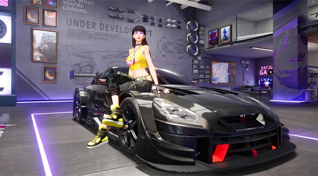 Ace Racer Mobile ra mắt thử nghiệm nền tảng Android ở Trung Quốc