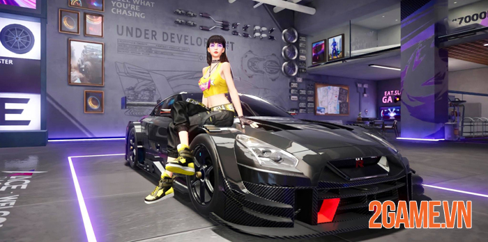 Ace Racer Mobile ra mắt thử nghiệm nền tảng Android ở Trung Quốc 5