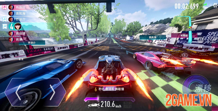 Ace Racer Mobile ra mắt thử nghiệm nền tảng Android ở Trung Quốc 4