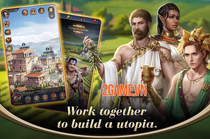 Godswar Mobile - Game nhập vai tái hiện các truyền thuyết thần thoại Hy Lạp 2