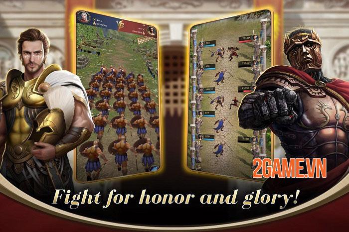 Godswar Mobile - Game nhập vai tái hiện các truyền thuyết thần thoại Hy Lạp 3