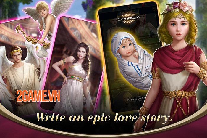 Godswar Mobile - Game nhập vai tái hiện các truyền thuyết thần thoại Hy Lạp 4