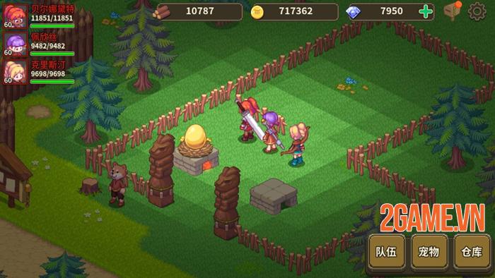 Levistone Story - Game có cốt truyện siêu hay sẽ ra mắt trong năm 2021 2