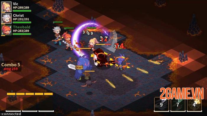 Levistone Story - Game có cốt truyện siêu hay sẽ ra mắt trong năm 2021 3