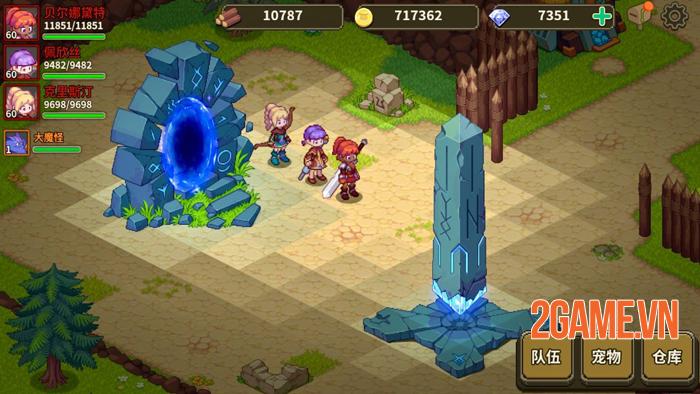 Levistone Story - Game có cốt truyện siêu hay sẽ ra mắt trong năm 2021 1