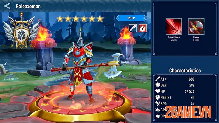 War Lords - Game chiến thuật đỉnh cao mở đăng ký trước bản quốc tế 2