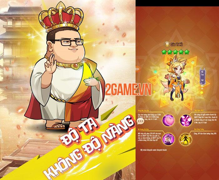 Loạn Đấu Kỷ Nguyên - Game đấu tướng với dàn nhân vật anime manga hài hước 0