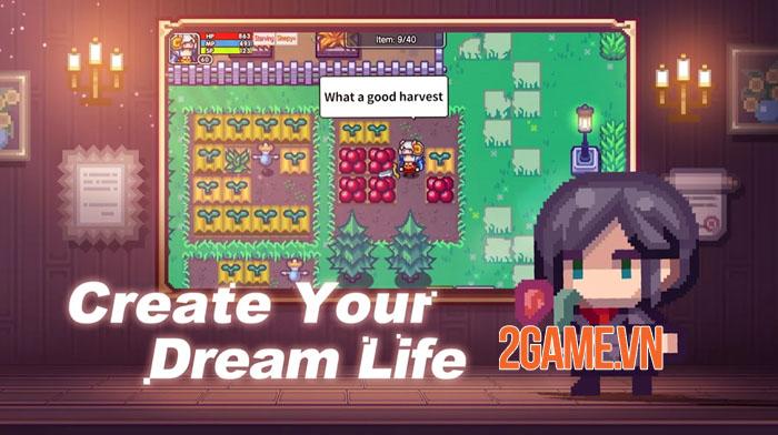 Elona Mobile - Game JRPG cổ điển dựa trên phiên bản PC gốc 2