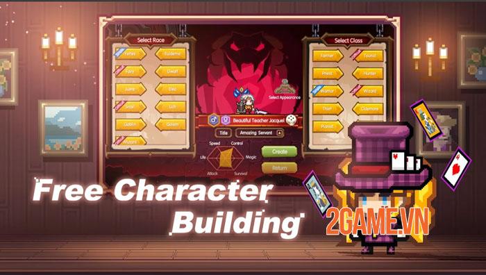 Elona Mobile - Game JRPG cổ điển dựa trên phiên bản PC gốc 3